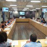 Asamblea General Extraordinaria del Centro de Desarrollo Integral del Somontano