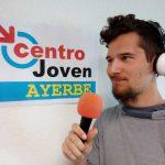 Jóvenes Vozcasters en el Centro Joven de Ayerbe y en Huesca