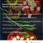 Encuentro profesional de productores y comercializadores el 24 de agosto en Barbastro
