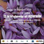 """Concurso """"12 horas viviendo el azafrán"""" en Monreal del Campo"""
