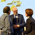 Pueblos vivos recibe en Bruselas el diploma de finalista de los premios Rural Inspiration de la Comisión Europea