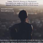 """Continúan las charlas-taller """"Avanza mujer"""" en diferentes localidades de La Hoya de Huesca"""