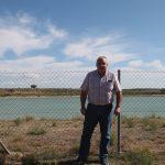 """JOSÉ ANTOLÍN PEIRÓN: """"Supone una mejora de la calidad de vida de los agricultores y en el ahorro de agua"""""""