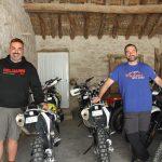 Monegros Adventure, paisajes de Los Monegros (y más) en moto