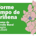 581 Beneficiarios del Programa de Desarrollo Rural en Campo de Cariñena