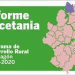 682 beneficiarios de las ayudas del Programa de Desarrollo Rural en la Jacetania