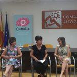 El programa Concilia clausura sus cursos para mujeres en riesgo de exclusión social