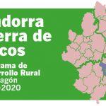 309 Beneficiarios del Programa de Desarrollo Rural en Andorra Sierra de Arcos