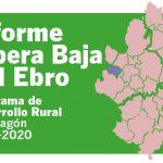 403 beneficiarios de las ayudas del Programa de Desarrollo Rural en Ribera Baja del Ebro