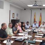 """Primera reunión de trabajo del Grupo de Cooperación """"El Olivo y el Aceite, un valor para el desarrollo del Somontano"""""""
