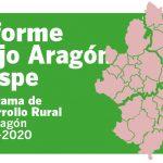 656 beneficiarios de las ayudas del Programa de Desarrollo Rural en Bajo Aragón Caspe
