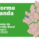 172 beneficiarios de las ayudas del PDR en la Comarca del Aranda
