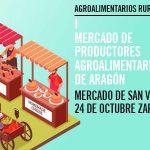 Los productores aragoneses se citan el 24 de octubre en Zaragoza
