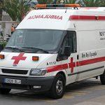 Cruz Roja de la Ribera Alta del Ebro releva su ambulancia después de 10 años