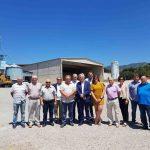 La Cooperativa San Lorenzo de Estadilla prepara la construcción de una gasolinera en el año de su centenario