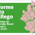303 beneficiarios de las ayudas del Programa de Desarrollo Rural en Alto Gallego