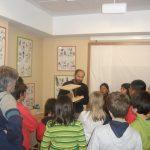 Comienzan las aulas de la naturaleza en Villareal y Cubel financialdas por ADRI Jiloca Gallocanta