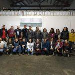Azuara acogió un encuentro de Jóvenes Dinamizadores Rurales
