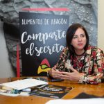 "Carmen Urbano: ""La industria agroalimentaria está vertebrando el territorio""."
