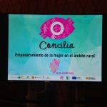 """Concilia presenta su proyecto """"Empoderamiento de la mujer en el ámbito rural"""""""