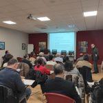 El Somontano de Barbastro conoció la propuesta de una fiscalidad diferenciada para los territorios poco poblados