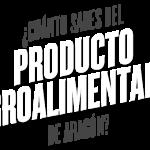 '¿Cuánto sabes del producto agroalimentario de Aragón?, el nuevo juego de Pon Aragón en tu Mesa para pasar la cuarentena