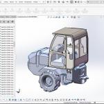Lunasa Binéfar S.L. invierte en el programa SolidWorks para su diseño de cabinas