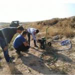 Concluye el grupo de cooperación que utiliza una aplicación para combatir las plagas de conejos