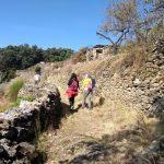 Ceder Somontano financia el proyecto de sendas artísticas `muretes´ del Somontano