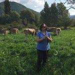 Susana Lorés: «Todo se orienta al turismo, en Alto Gállego la ganadería está desapareciendo»