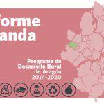 123 beneficiarios de las ayudas del Programa de Desarrollo Rural en la Comarca del Aranda