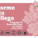 9,3 millones de € de ayudas del Programa de Desarrollo Rural en Alto Gallego