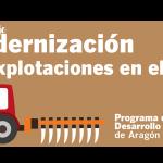 33,8 millones en ayudas para modernizar las explotaciones agrícolas