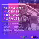 Nace MAR, una plataforma para mujeres artistas del medio rural impulsada por CONCILIA