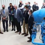 El Gobierno de Aragón apoyará la modernización integral de más de 16.000 hectáreas en Bardenas