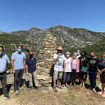 Concluyen las jornadas de los muretes en el Somontano