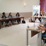 Medio ambiente y demografía en la Mesa de la Responsabilidad Social de la Zona Oriental de Huesca