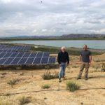 Lorenzo Peña y Victoriano Palacín: «La gente ha ganado en calidad de vida y ahorrado energía».